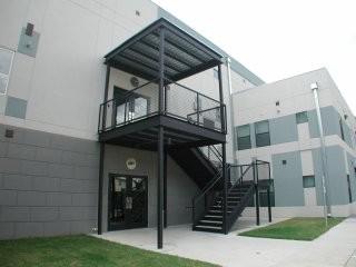 Stairway at Listing #138155