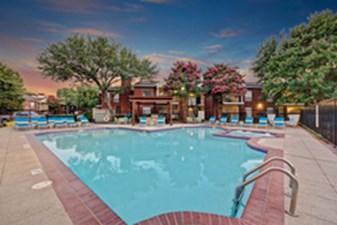 Pool at Listing #136304