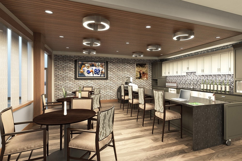 Clubhouse at Listing #279026