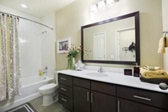 Bathroom at Listing #245761