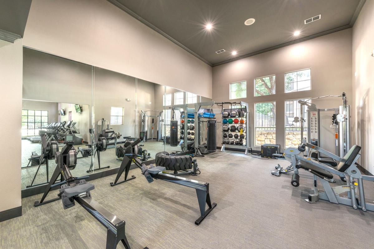 Fitness at Listing #137897