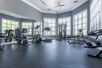 Fitness Center at Listing #138080
