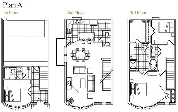 1,800 sq. ft. A floor plan