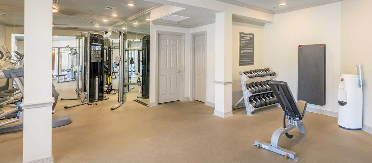 Fitness at Listing #135736