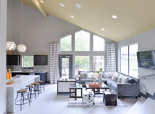 Clubhouse at Listing #136947
