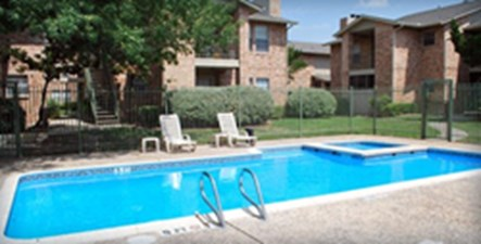 Pool at Listing #141145