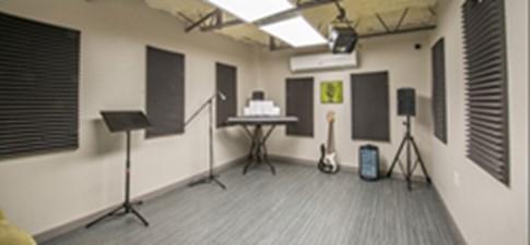 Music Studio at Listing #145140