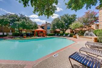 Pool at Listing #136421
