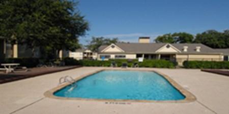 Pool at Listing #135963