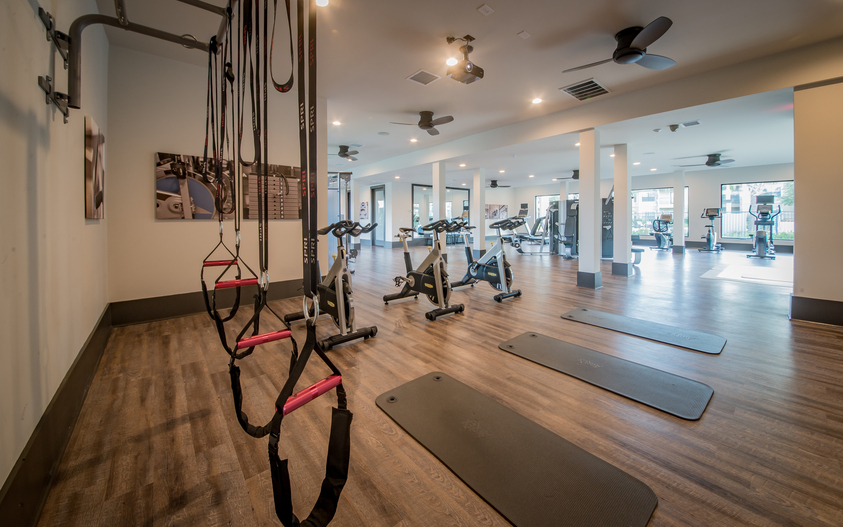 Fitness at Listing #140116