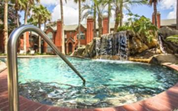 Pool at Listing #138892