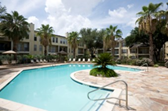 Pool at Listing #138600