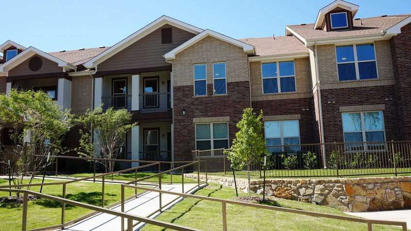 Parc at Mansfield Apartments Mansfield TX
