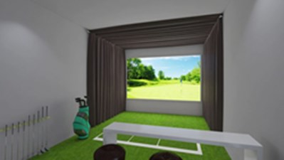 Golf Simulator at Listing #301366