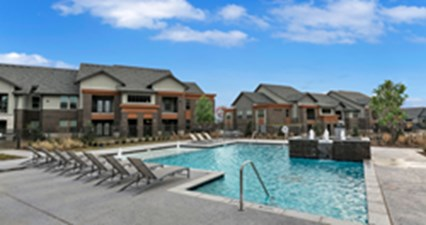 Pool at Listing #286356