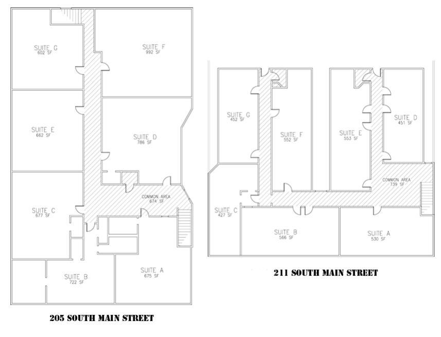 398 sq. ft. 211C floor plan