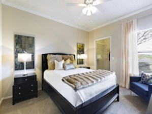 Bedroom at Listing #140514