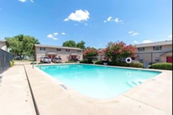 Pool at Listing #217329