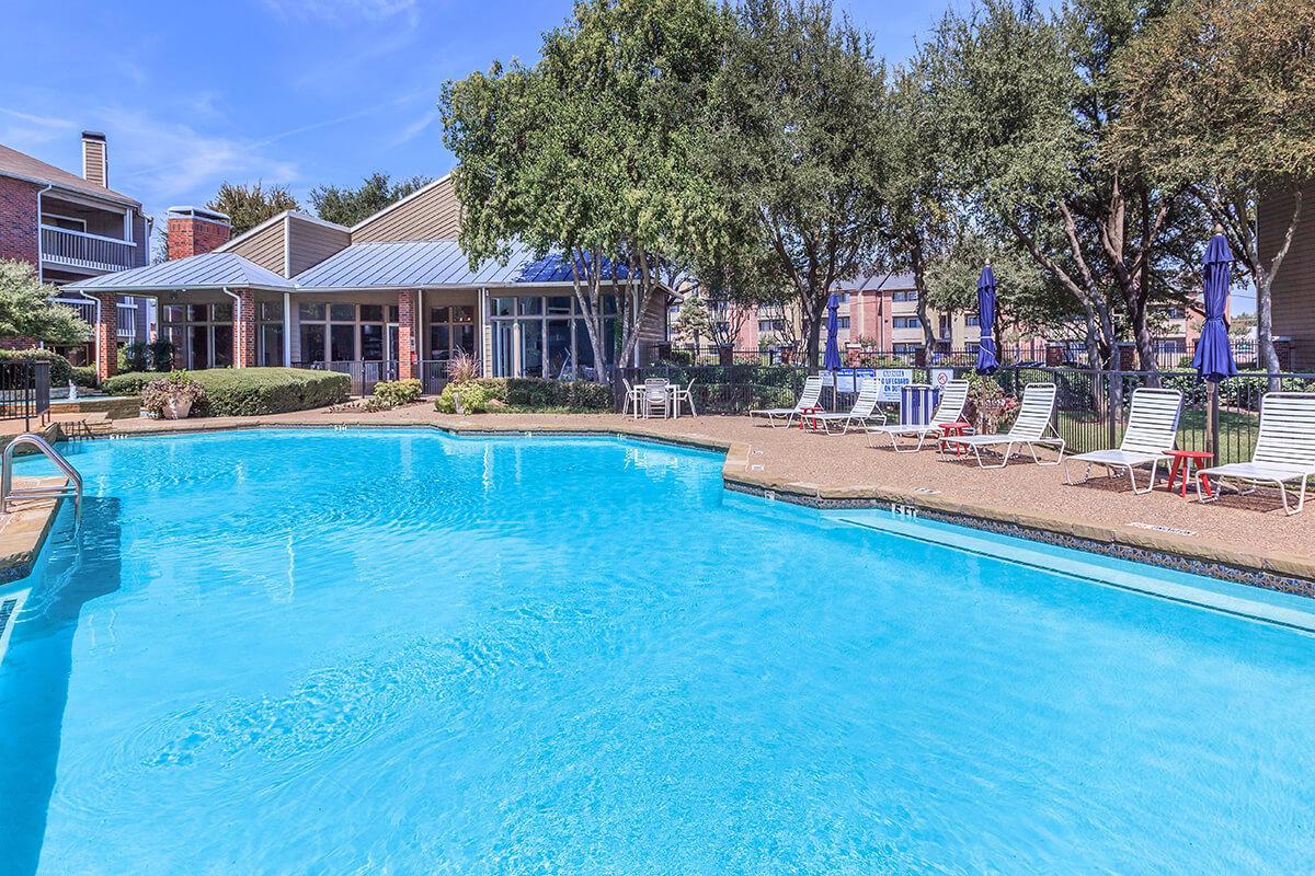 Pool at Listing #135926