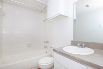 Bathroom at Listing #136456