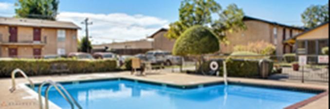 Pool at Listing #136707