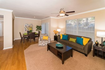 Living/Dining at Listing #141398