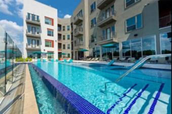 Pool at Listing #267699