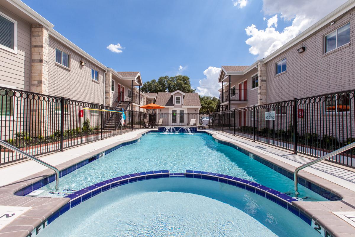 Pool at Listing #139393