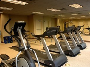 Fitness Center at Listing #147722