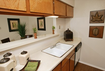 Kitchen at Listing #136758