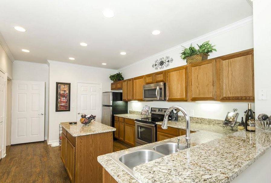 Kitchen at Listing #144807