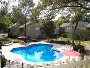 Pool at Listing #139435
