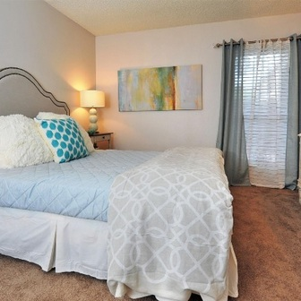 Bedroom at Listing #137144