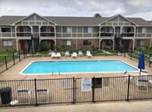 Pool at Listing #210738