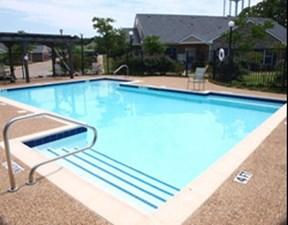 Pool at Listing #144552