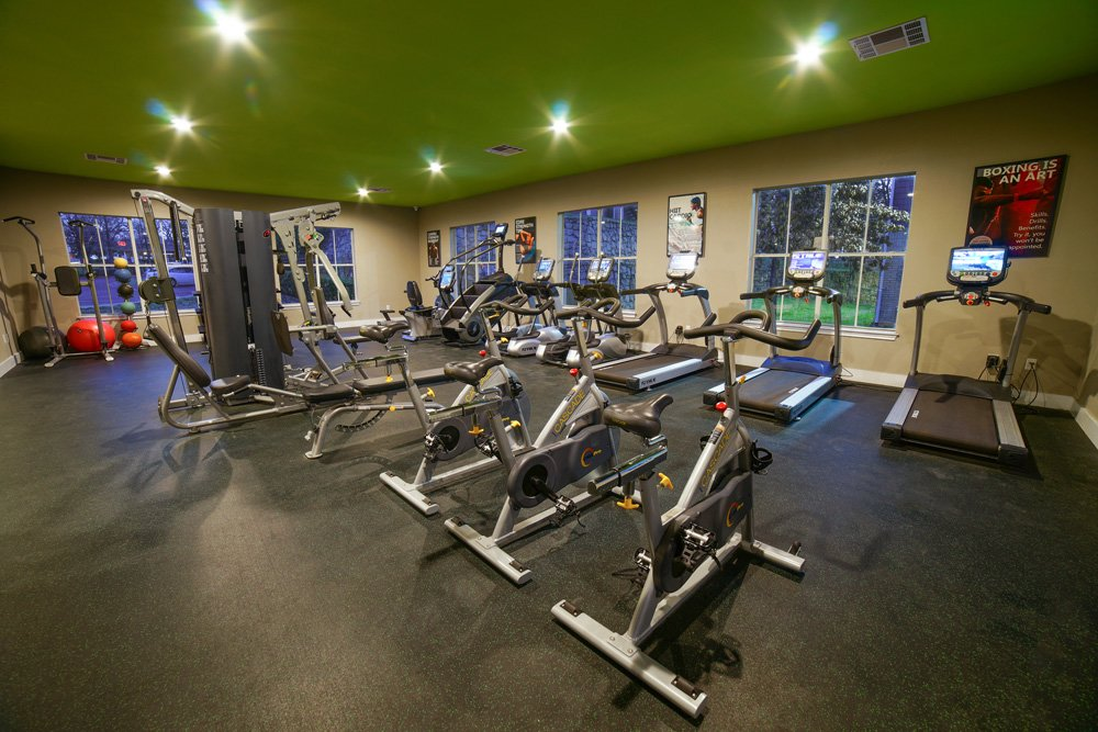 Fitness Center at Listing #147765