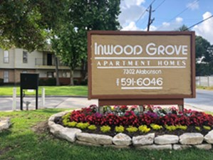 Inwood Grove Sign at Listing #139407