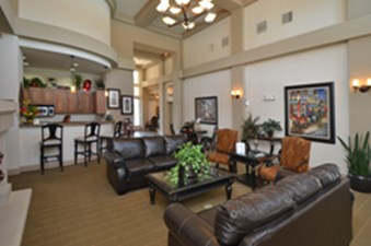 Clubhouse at Listing #144778