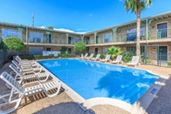 Pool at Listing #138808