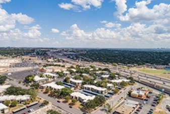 Aerial View at Listing #281548