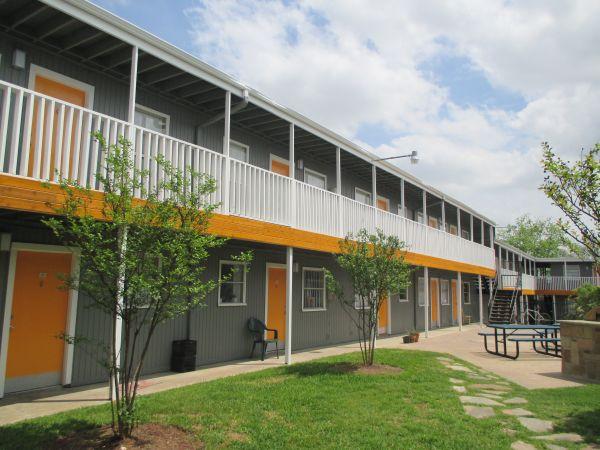 East University Place Condos Apartments Austin TX