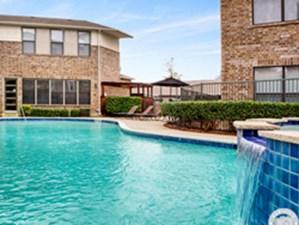 Pool at Listing #138181