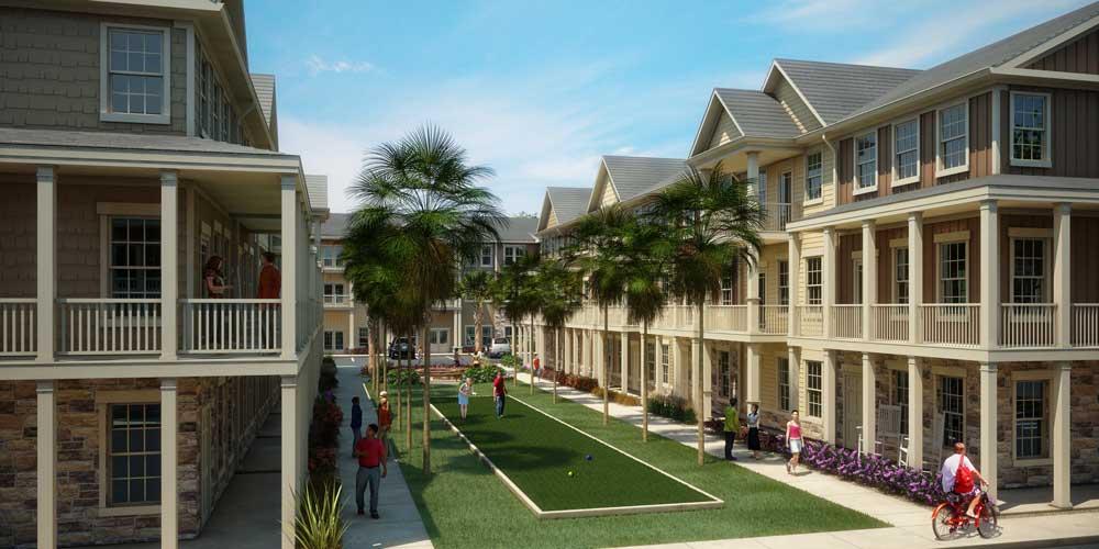 Tetro Student Village Apartments San Antonio, TX