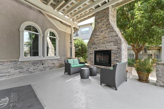 Fire Pit at Listing #147704