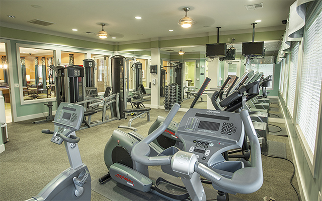 Fitness at Listing #146208