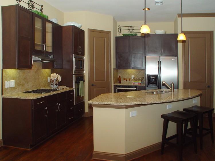 Kitchen at Listing #144708