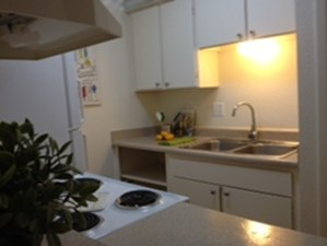 Kitchen at Listing #140352