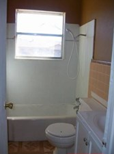 Bathroom at Listing #137471
