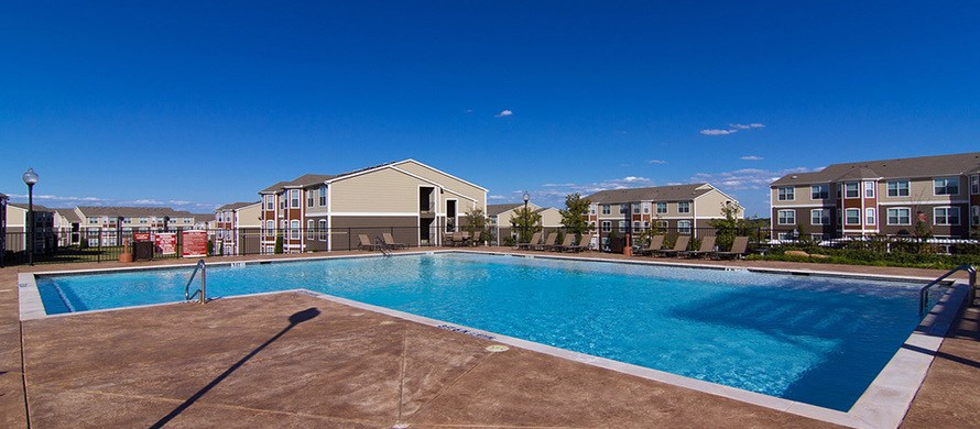 Pool at Listing #145883