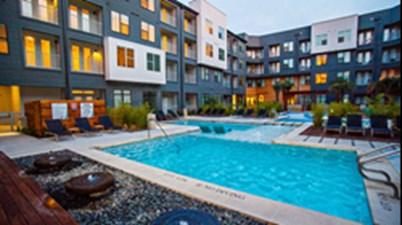 Pool at Listing #226441